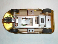 Revell Chapparal Chassis